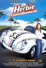 Locandina Herbie - Il supermaggiolino