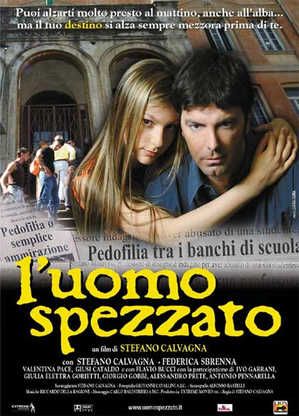 L uomo spezzato movie