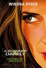 Poster A Scanner Darkly - Un oscuro scrutare  n. 2