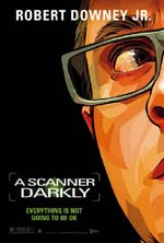Poster A Scanner Darkly - Un oscuro scrutare  n. 5