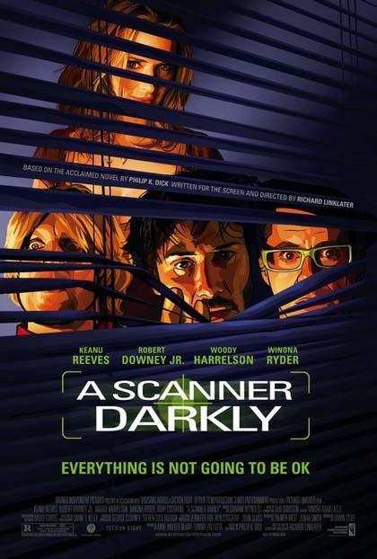 Poster A Scanner Darkly - Un oscuro scrutare
