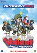 Locandina Valiant
