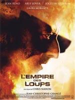 Locandina L'impero dei Lupi