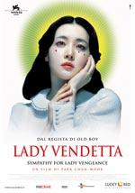 Locandina Lady Vendetta