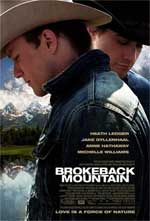 Locandina I segreti di Brokeback Mountain