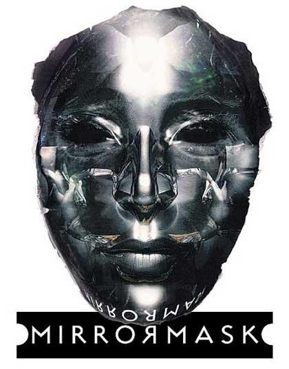 MirrorMask (2005) DVD 9  Copia 1:1 - ITA ENG SPA
