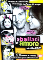 Locandina Sballati d'amore - A Lot Like Love