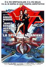 Locandina Agente 007 - La spia che mi amava