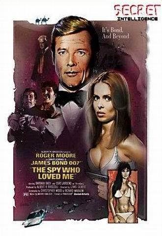 Trailer Agente 007 - La spia che mi amava
