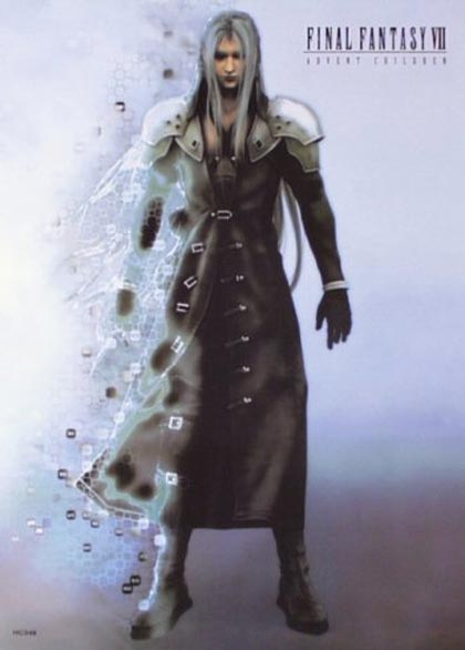 Locandina Final Fantasy VII: Advent Children