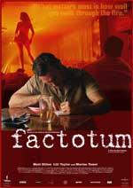 Locandina Factotum