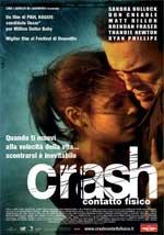 Risultati immagini per Crash - Contatto Fisico