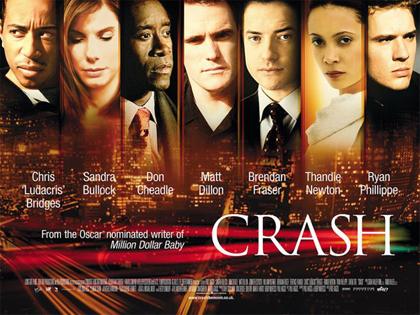 Poster Crash - Contatto fisico