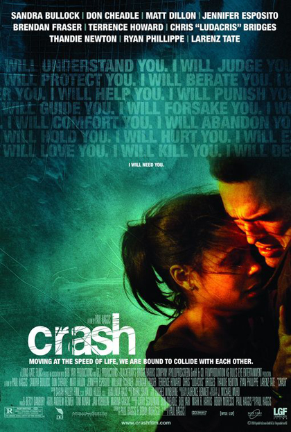Poster Crash - Contatto fisico