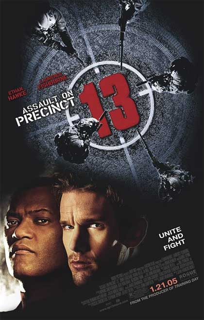 Trailer Assault on Precinct 13
