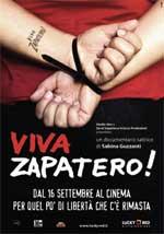 """Ottimo risultato la7 con """"Viva Zapatero"""". Dov'è la Rai? Quando riporterà in video i censurati?"""