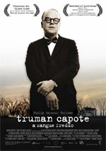 Locandina Truman Capote: a sangue freddo