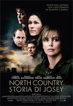 Locandina North Country - Storia di Josey