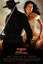 Locandina La leggenda di Zorro