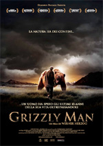 Locandina Grizzly Man