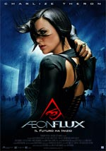 Locandina �on Flux