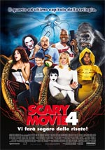 Locandina italiana Scary Movie 4