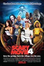 Poster Scary Movie 4  n. 1