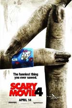 Poster Scary Movie 4  n. 2