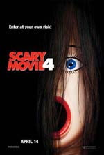 Poster Scary Movie 4  n. 4