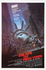 Locandina 1997 - Fuga da New York