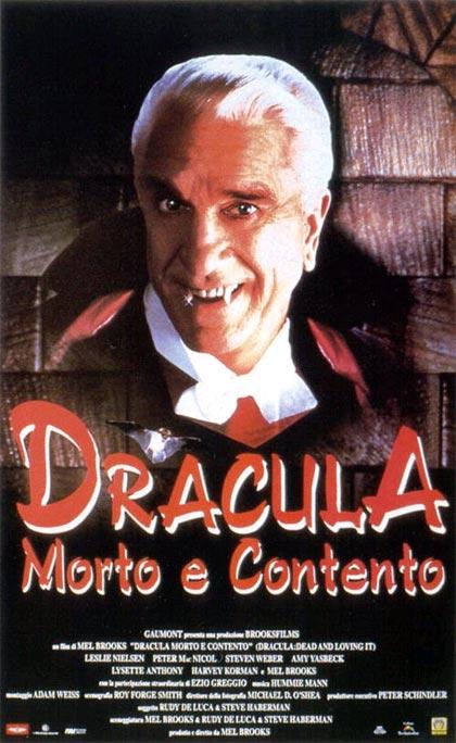 Trailer Dracula morto e contento