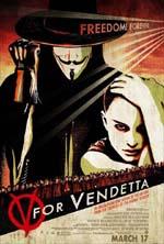 Poster V per vendetta  n. 1
