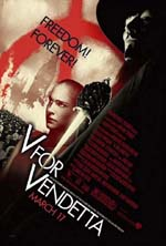 Poster V per vendetta  n. 3