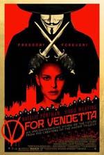 Poster V per vendetta  n. 4