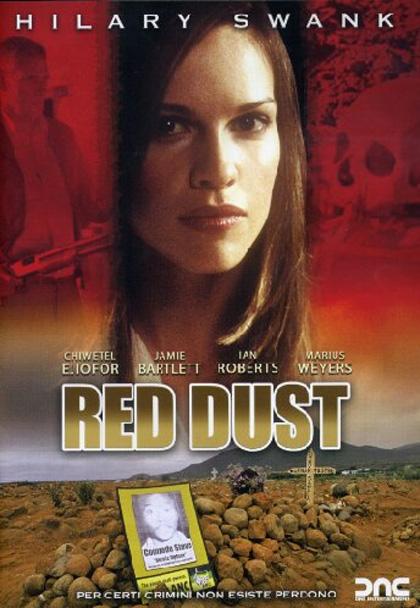 Locandina italiana Red Dust