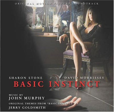 Cover della colonna sonora del film Basic Instinct 2