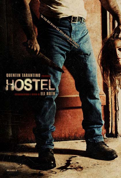 Guarda gratis Hostel in streaming italiano HD