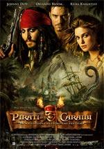 Locandina Pirati dei Caraibi - La maledizione del forziere fantasma