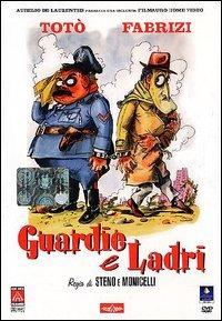 Locandina Guardie e ladri