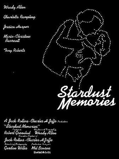 Locandina Stardust Memories