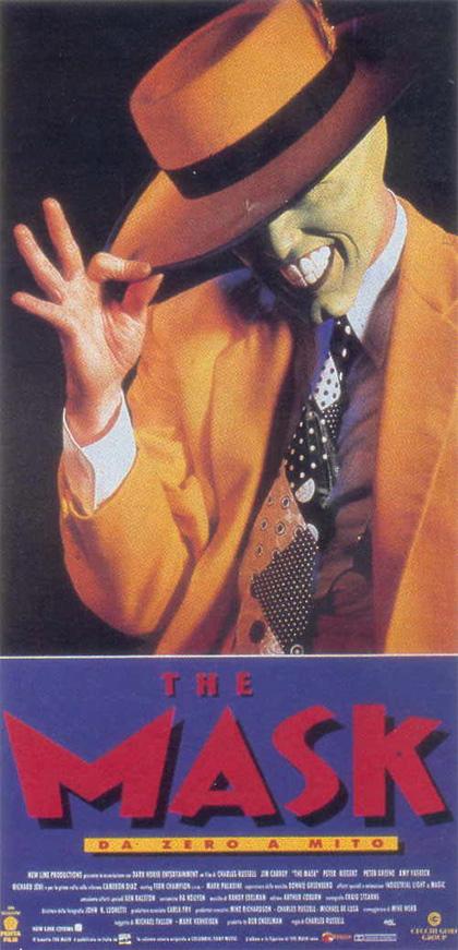 Trailer The Mask - Da zero a mito
