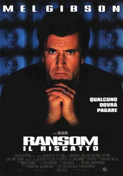 Locandina italiana Ransom - Il riscatto