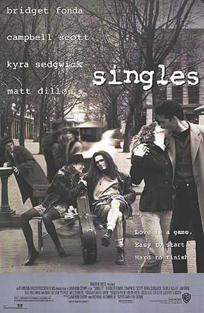 Singles - L'amore è un gioco