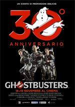 Locandina Ghostbusters - Acchiappafantasmi
