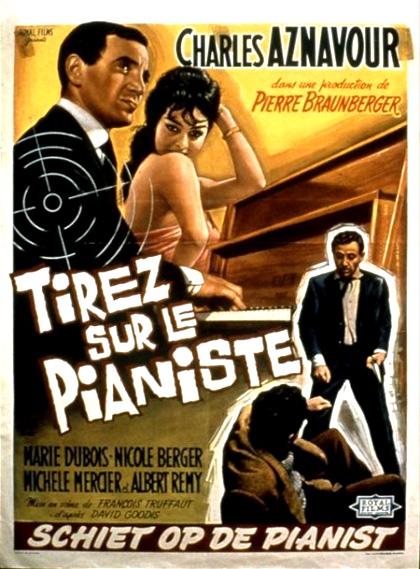 Trailer Tirate sul pianista