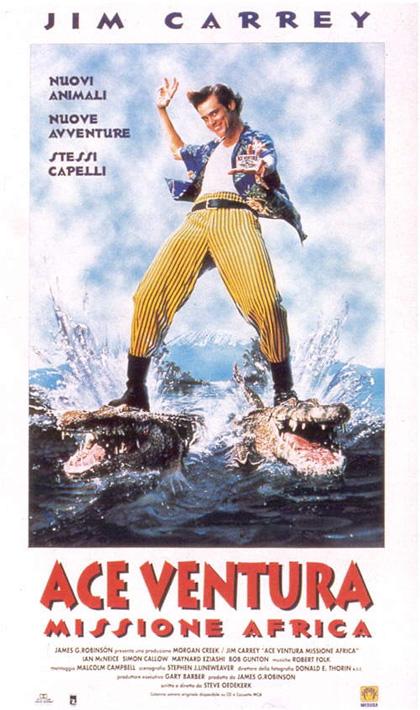 Trailer Ace Ventura - Missione Africa