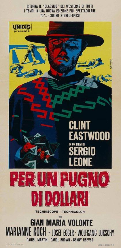 Poster 3 - Per un pugno di dollari Al Pacino Movies