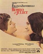 Locandina Romeo e Giulietta