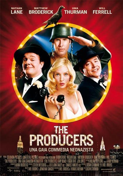 Trailer The Producers - Una gaia commedia neonazista