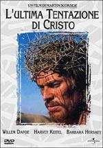 Locandina L'ultima tentazione di Cristo